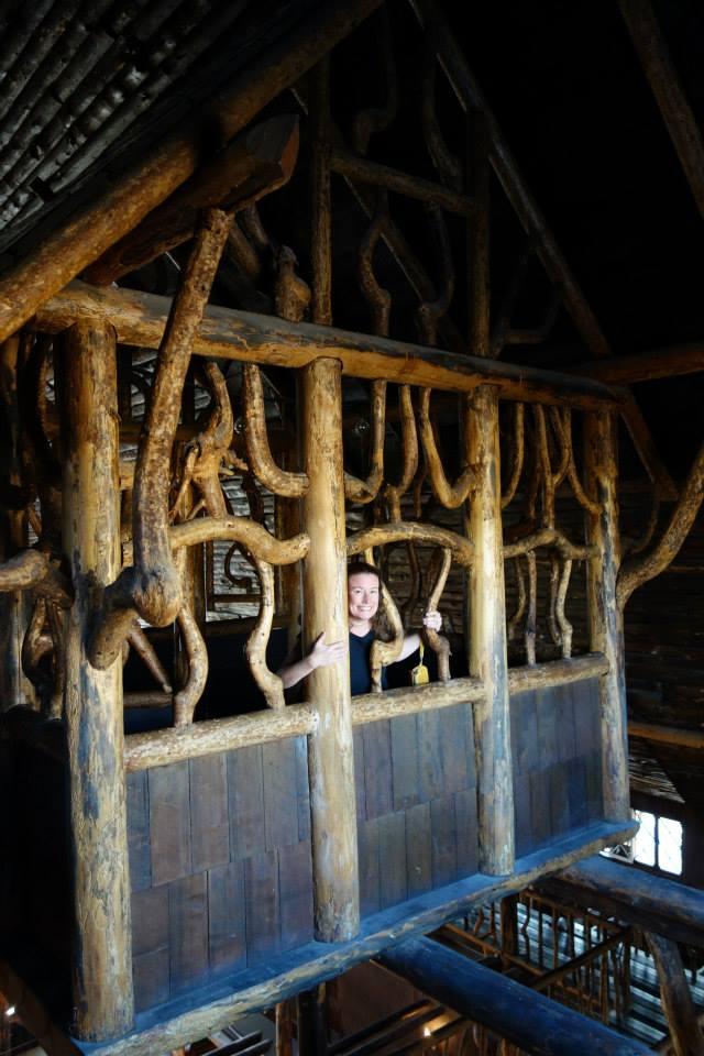 The Crow S Nest At Old Faithful Inn Parkit