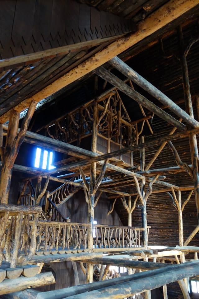 The Crow's Nest at Old Faithful Inn (2/6)