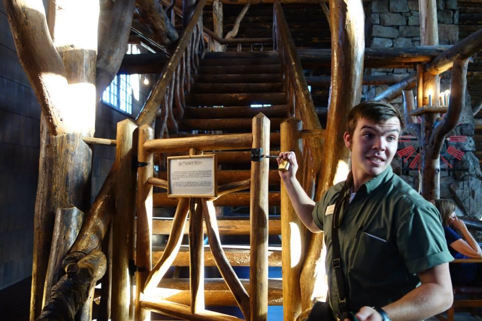 The Crow's Nest at Old Faithful Inn (3/6)