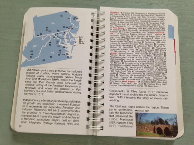 National Parks Passport (3/4)