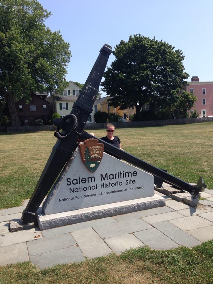 Salem Maritime NHS (1/6)