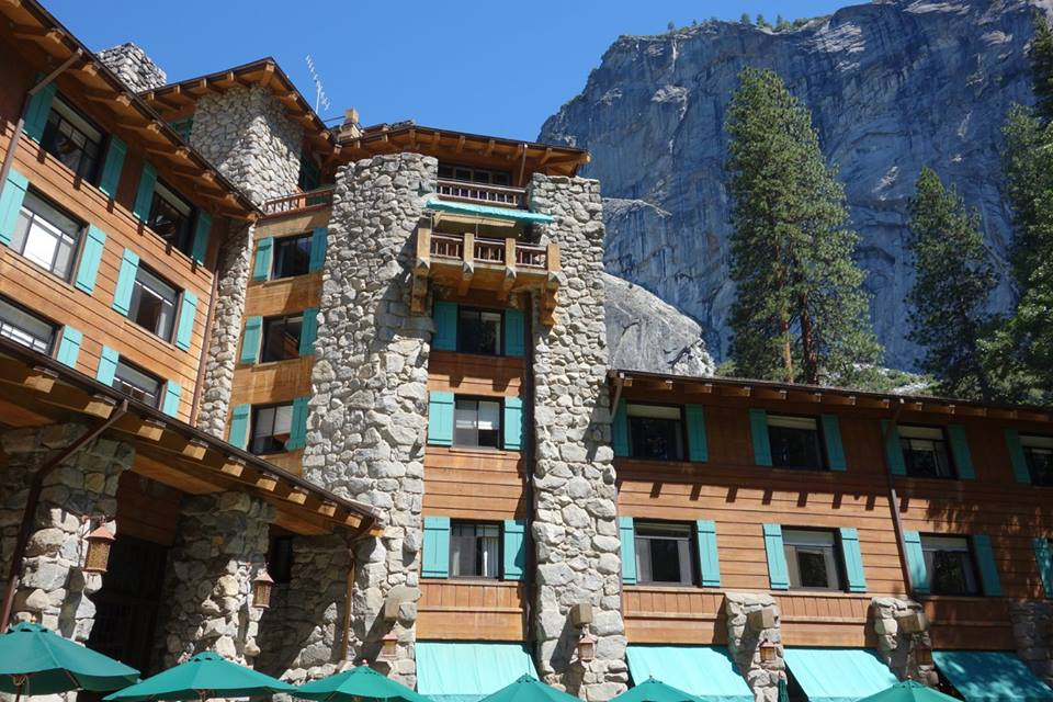 The Ahwahnee Hotel (1/6)