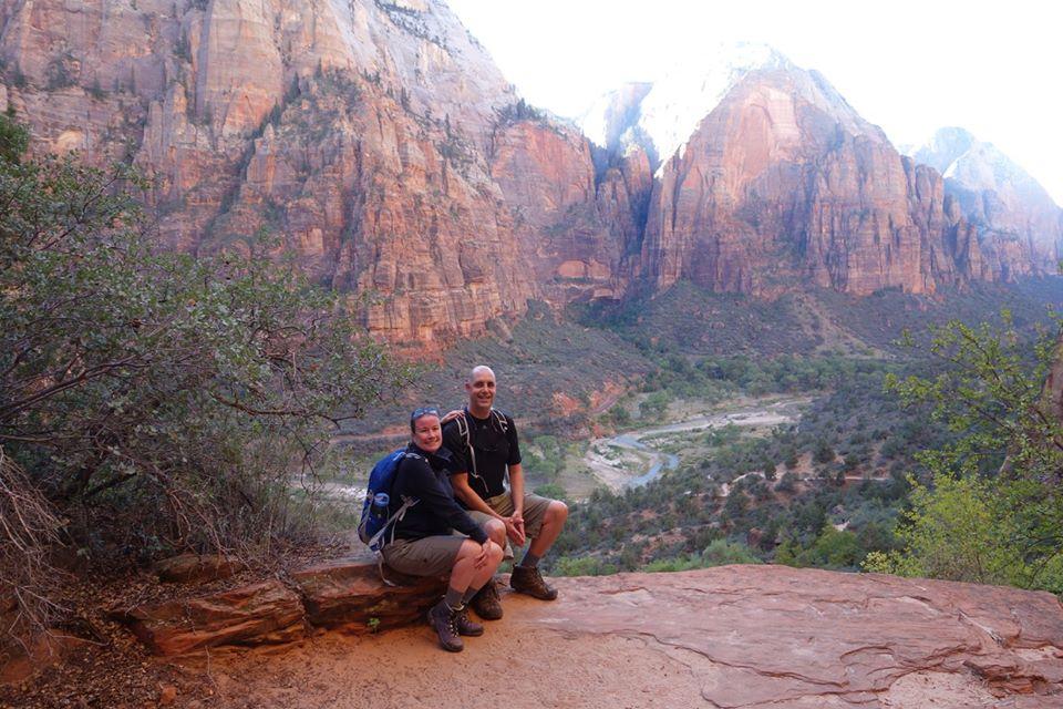 Angels Landing-Zion National Park (5/6)