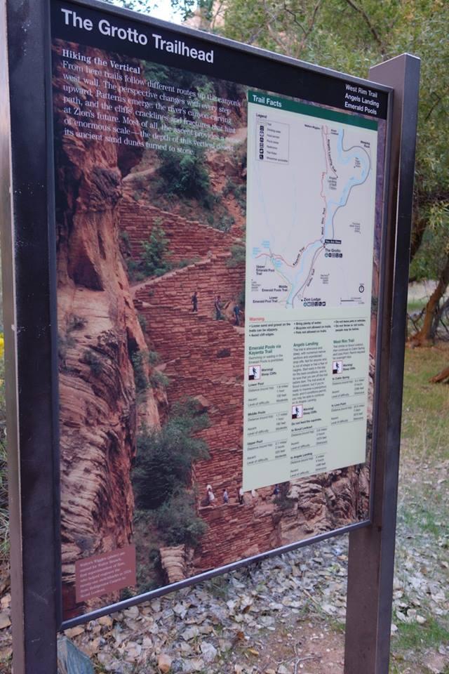 Angels Landing-Zion National Park (3/6)