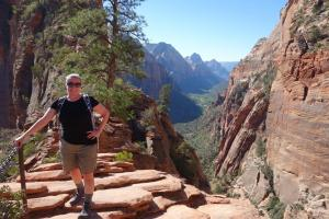 Angels Landing Views
