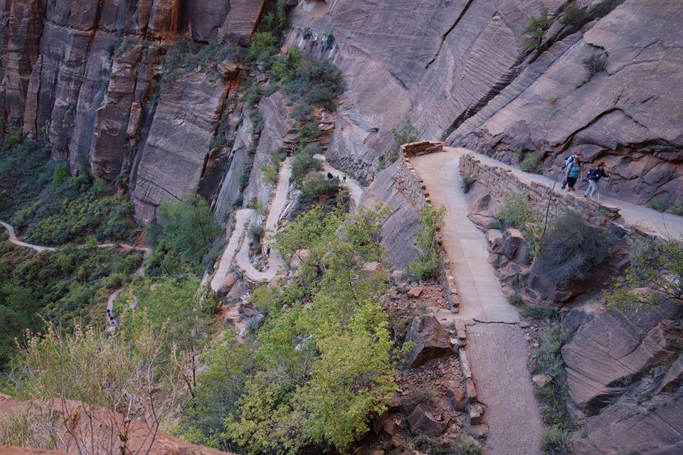 Angels Landing-Zion National Park (4/6)