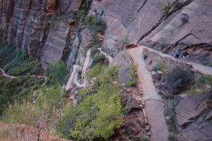 Switchbacks