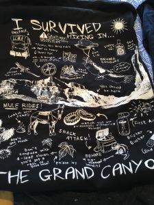 I SurvivedThe Grand Canyon