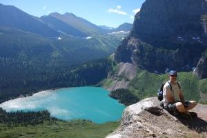 Grinnell Glacier Hike