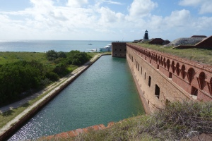 Fort Jefferson side