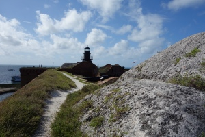 Dry Tortugas Lighthouse Fort Jefferson