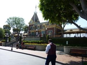 Main Street RR Station